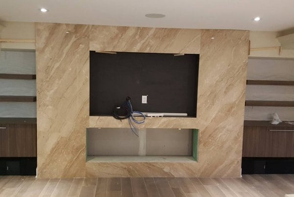 marble fireplace toronto