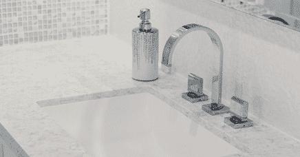 bathroom quartz installation toronto